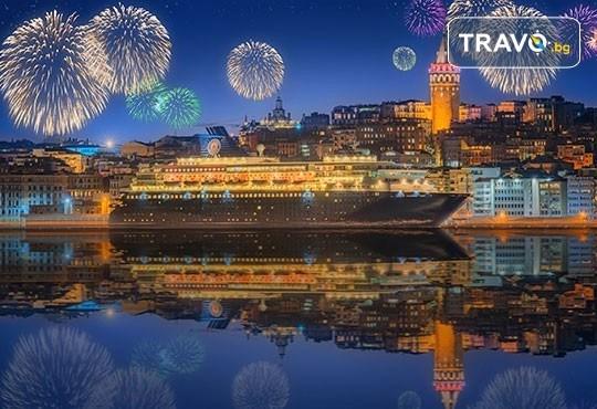 Посрещнете Нова година в Истанбул с Дениз Травел! 3 нощувки със закуски в The Vison Deluxe Hotel Istanbul 4*, транспорт и бонуси: посещение на мол Forum и Одрин - Снимка 2