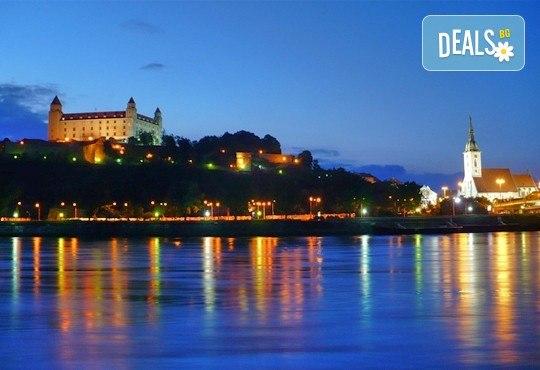 Нова година 2020 в Братислава с ТА Солвекс! Самолетен билет, летищни такси, трансфер, 3 нощувки със закуски в Хотел Tatra 4*, пешеходна обиколка - Снимка 7