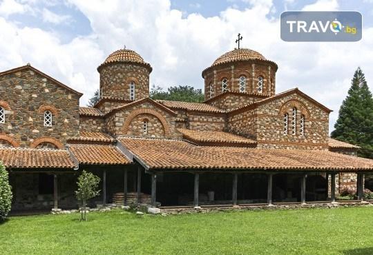 Отпразнувайте идването на Новата 2020 година в Охрид! 3 нощувки със закуски и вечери в Hotel Belvedere 4*, транспорт, Новогодишна вечеря, разходка в Скопие, Струга и Битоля - Снимка 7