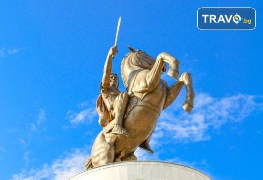 Отпразнувайте идването на Новата 2020 година в Охрид! 3 нощувки със закуски и вечери в Hotel Belvedere 4*, транспорт, Новогодишна вечеря, разходка в Скопие, Струга и Битоля - Снимка 9