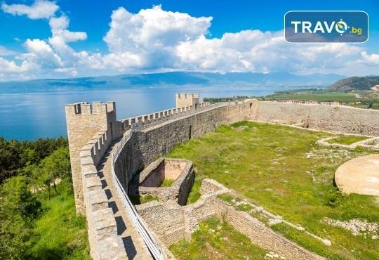 Отпразнувайте идването на Новата 2020 година в Охрид! 3 нощувки със закуски и вечери в Hotel Belvedere 4*, транспорт, Новогодишна вечеря, разходка в Скопие, Струга и Битоля - Снимка 3