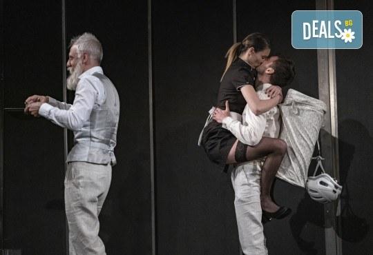 Празникът с Бойко Кръстанов, Владимир Зомбори, Мак Маринов и други на 8-ми ноември (петък) в Малък градски театър Зад канала! - Снимка 16