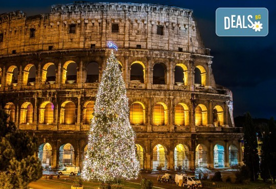Нова година 2020 в Рим! 4 нощувки със закуски в хотел от веригата Raeli Hotels 4*, самолетен билет и летищни такси, водач от Луксъри Травел - Снимка 2