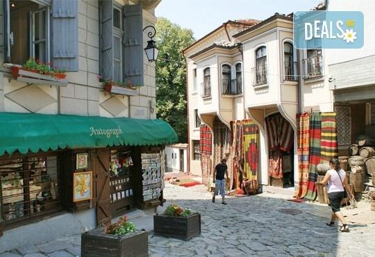 Заповядайте на празника на виното в Пловдив на 16.11. в туроператор Поход - транспорт, водач и разходка в Стария град - Снимка 3