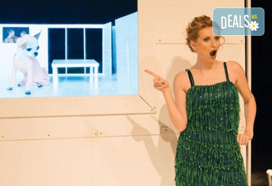Гледайте Лилия Маравиля и Стефания Колева в комедията Алонсо на 17.11. от 19 ч. в Театър София, един билет! - Снимка 4