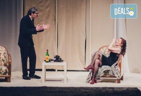 Две комедии на Уди Алън и Нийл Саймън на сцената на Театър ''София''! ''Олд Сейбрук'' и ''Последният страстен любовник'' на 07.11. от 19 ч., билет за един! - Снимка 1