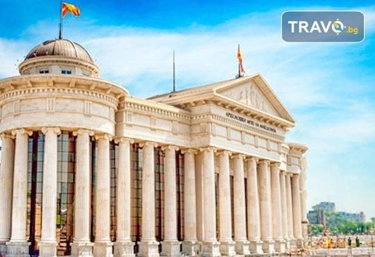 Посрещнете Нова година 2020 в хотел Grand Blue Fafa Resort 5*, Албания, с АБВ Травелс! 3 нощувки, 3 закуски и 2 вечери, транспорт и програма в Дуръс, Скопие и Охрид! - Снимка 14