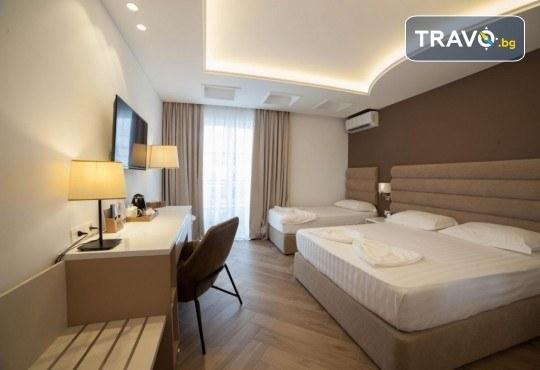 Посрещнете Нова година 2020 в хотел Grand Blue Fafa Resort 5*, Албания, с АБВ Травелс! 3 нощувки, 3 закуски и 2 вечери, транспорт и програма в Дуръс, Скопие и Охрид! - Снимка 4