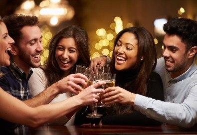 Посрещнете Нова година 2020 в хотел Grand Blue Fafa Resort 5*, Албания, с АБВ Травелс! 3 нощувки, 3 закуски и 2 вечери, транспорт и програма в Дуръс, Скопие и Охрид! - Снимка