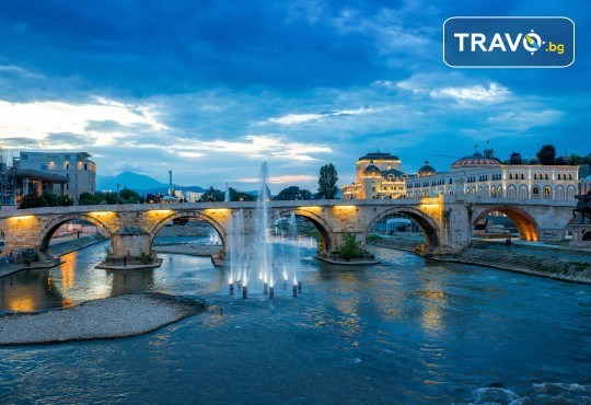 Посрещнете Нова година 2020 в хотел Grand Blue Fafa Resort 5*, Албания, с АБВ Травелс! 3 нощувки, 3 закуски и 2 вечери, транспорт и програма в Дуръс, Скопие и Охрид! - Снимка 12
