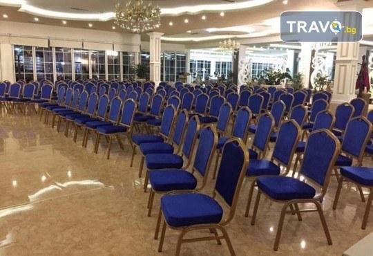 Посрещнете Нова година 2020 в хотел Grand Blue Fafa Resort 5*, Албания, с АБВ Травелс! 3 нощувки, 3 закуски и 2 вечери, транспорт и програма в Дуръс, Скопие и Охрид! - Снимка 7