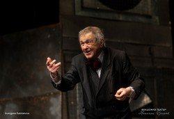 Гледайте Стефан Мавродиев в Аз, Фойербах, на 24.10. от 19ч. в Младежки театър, Камерна сцена, 1 билет! - Снимка