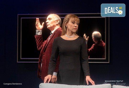 Гледайте Иначе казано с Георги Кадурин и Рая Пеева, на 25.10. от 19ч. в Младежки театър, 1 билет! - Снимка 5