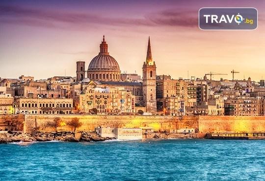 Екскурзия през ноември до Малта! 3 нощувки със закуски в The St. George's Park Hotel 3* в Сейнт Джулианс, самолетен билет и трансфери - Снимка 1