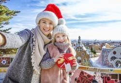 Коледен шопинг в Барселона! 5 нощувки със закуски и вечери в Hotel Samba 3* в Коста Брава, самолетен билет и транспорт с автобус, водач от Луксъри Травел! - Снимка