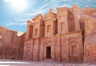 Ранни записвания за екскурзия през 2020г. до Йордания! 4 нощувки със закуски, самолетен билет и входна виза - Снимка