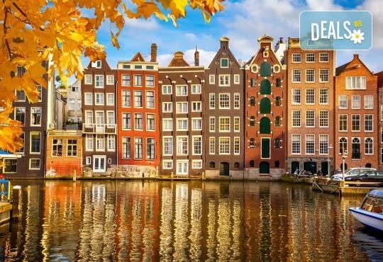 Last minute! Екскурзия до Амстердам през ноември с 3 нощувки, самолетен билет и летищни такси от Луксъри Травел! - Снимка 1