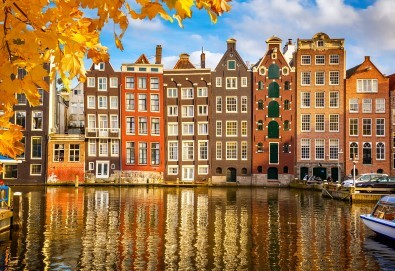 Last minute! Екскурзия до Амстердам през ноември с 3 нощувки, самолетен билет и летищни такси от Луксъри Травел! - Снимка