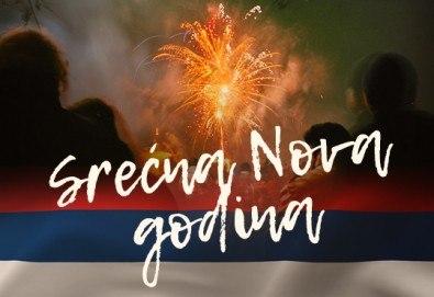 Купон по сръбски за Нова година! 2 нощувки в Лесковац с 2 закуски и 1 вечеря с неограничена консумация на напитки, възможност за транспорт - Снимка