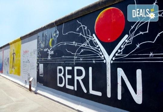 Вижте модерното лице на Германия - Берлин, през ноември! 3 нощувки в хотел 3*, самолетен билет и включени такси - Снимка 4