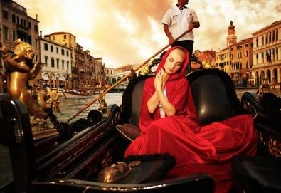 Ранни записвания за Карнавала във Венеция през февруари! 3 нощувки със закуски в хотел 2*+, транспорт и водач от Данна Холидейз! - Снимка