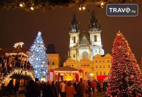 Коледни базари в Дрезден и Прага - екскурзия с ТА Солвекс! Самолетен билет, летищни такси, трансфер, 5 нощувки със закуски, пешеходни обиколки - Снимка 9