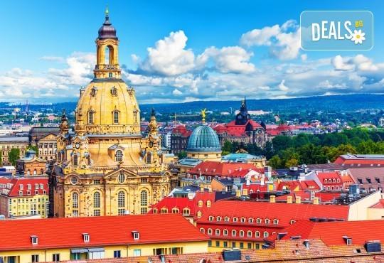 Коледни базари в Дрезден и Прага - екскурзия с ТА Солвекс! Самолетен билет, летищни такси, трансфер, 5 нощувки със закуски, пешеходни обиколки - Снимка 2