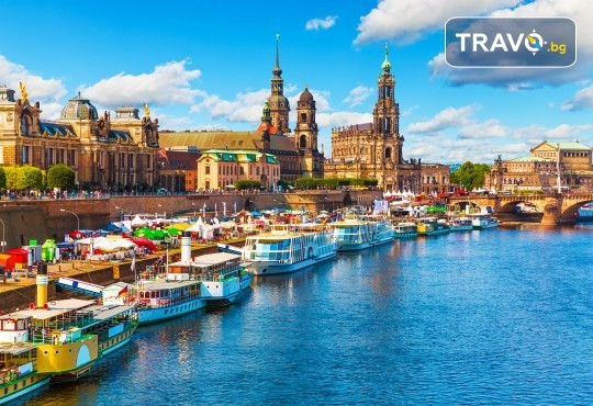 Коледни базари в Дрезден и Прага - екскурзия с ТА Солвекс! Самолетен билет, летищни такси, трансфер, 5 нощувки със закуски, пешеходни обиколки - Снимка 3