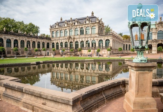 Коледни базари в Дрезден и Прага - екскурзия с ТА Солвекс! Самолетен билет, летищни такси, трансфер, 5 нощувки със закуски, пешеходни обиколки - Снимка 4