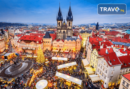 Коледни базари в Дрезден и Прага - екскурзия с ТА Солвекс! Самолетен билет, летищни такси, трансфер, 5 нощувки със закуски, пешеходни обиколки - Снимка 6