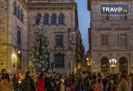 Посрещнете Коледа в уникално украсената Барселона, с ТА Солвекс! Самолетен билет, летищни такси, трансфер, 4 нощувки със закуски в Front Maritim 4*, пешеходни обиколки - Снимка 4