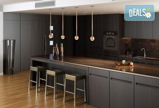 Специализиран 3D проект за дизайн на мебели + бонус: 15% отстъпка за изработка на мебелите от производител, от магазин за бутикови мебели Christo Design LTD - Снимка 7