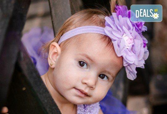 Есенна семейна, детска или индивидуална фотосесия на открито с 25 обработени кадъра от Фото студио Амели! - Снимка 9