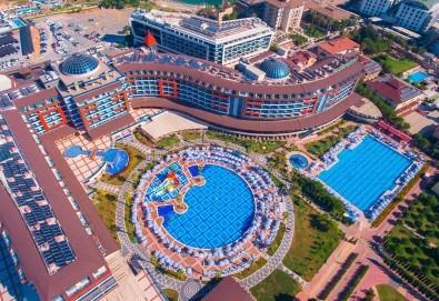 Лятна почивка 2020 на супер цена! 7 нощувки на база Ultra All Inclusive в Lonicera Resort 5* в Алания, възможност за транспорт - Снимка