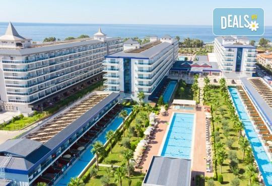 Лято 2020 в Eftalia Marin 5*, Алания! Почивка със 7 нощувки на база Ultra All Inclusive и възможност за транспорт - Снимка 1