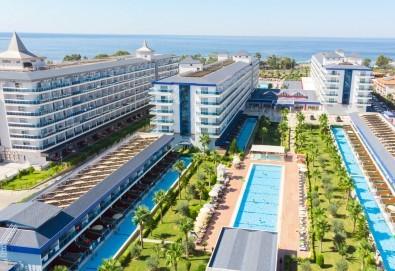 Лято 2020 в Eftalia Marin 5*, Алания! Почивка със 7 нощувки на база Ultra All Inclusive и възможност за транспорт - Снимка