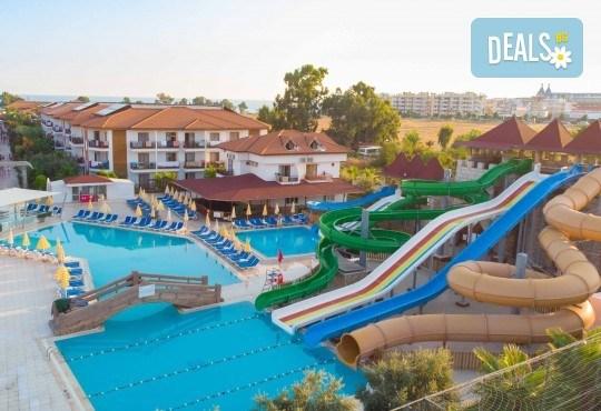 Лято 2020 на супер цени! Почивка със 7 нощувки на база Ultra All Inclusive в Eftalia Village 4*, Алания - Снимка 3