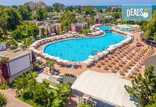 Лято 2020г. във Von Resort Golden Beach 5*, Сиде: 7 нощувки на база Ultra All Inclusive