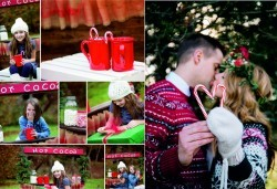 Коледна фотосесия на открито за деца, семейна или за влюбени от фотограф София Асеникова! - Снимка