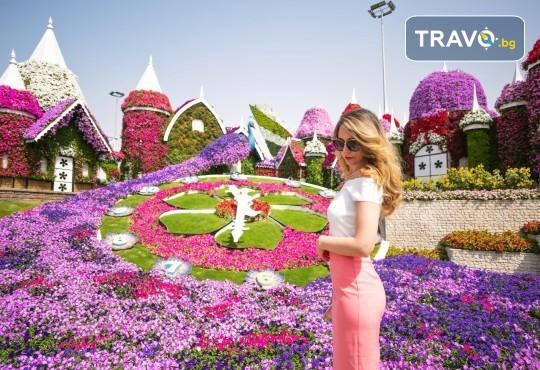 Екзотика през 2020г. в Дубай! 4 нощувки със закуски и вечери, самолетен билет, трансфери, посещение на Абу Даби и сафари в пустинята - Снимка 12