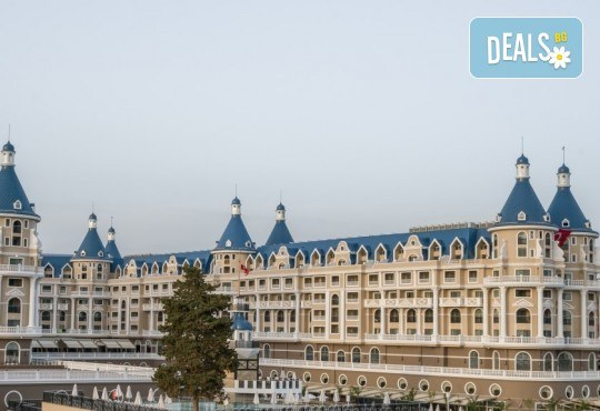 Ранни записвания за лятна почивка! 7 нощувки на база Ultra All Inclusive в Haydarpasha Palace 5*, Алания - Снимка 7