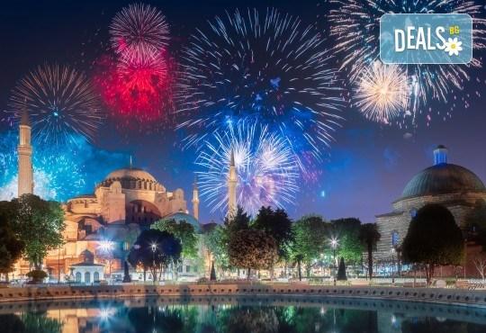 Лукс за Нова година в Истанбул! 3 нощувки със закуски и вечери в Elite World Europe Luxury Hotel 5*, Новогодишна вечеря, ползване на басейн, сауна и турска баня - Снимка 1