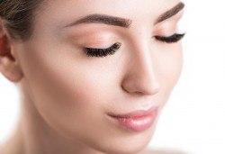 Ламиниране, подхранване и боядисване на мигли тип спирала ефект в Салон Miss Beauty! - Снимка