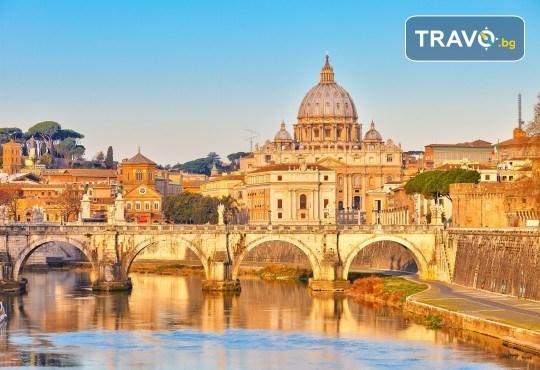 Екскурзия през ноември до Рим на супер цена! 3 нощувки със закуски в хотел 3*, самолетен билет и туристическа обиколка с екскурзовод на български език - Снимка 2