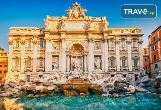 Екскурзия през ноември до Рим на супер цена! 3 нощувки със закуски в хотел 3*, самолетен билет и туристическа обиколка с екскурзовод на български език - Снимка 1