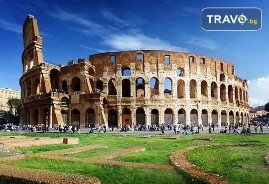 Екскурзия през ноември до Рим на супер цена! 3 нощувки със закуски в хотел 3*, самолетен билет и туристическа обиколка с екскурзовод на български език - Снимка 5