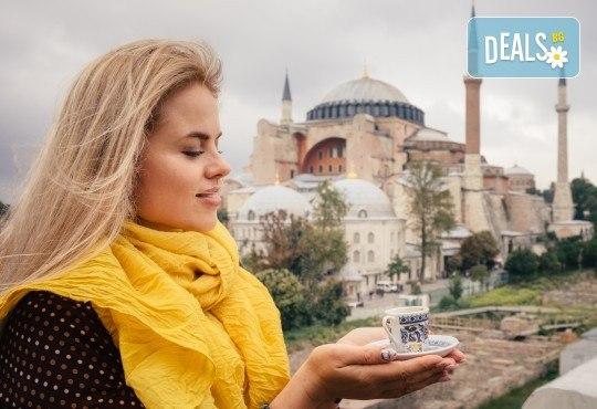 На супер цена до изчерпване на местата! Нова година в Истанбул - 3 нощувки със закуски в Yaztur Hotel 3*, транспорт, посещение на мол Forum - Снимка 8