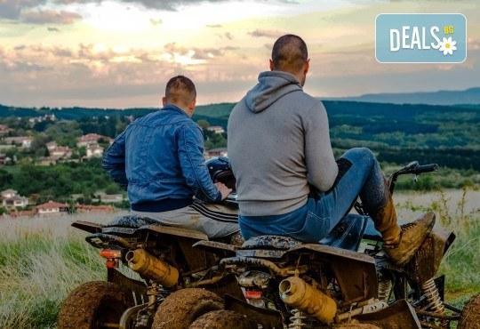 Офроуд разходка с АТВ в околностите на село Арбанаси и по желание посещение на Лясковския манастир от HillView VT - Снимка 8
