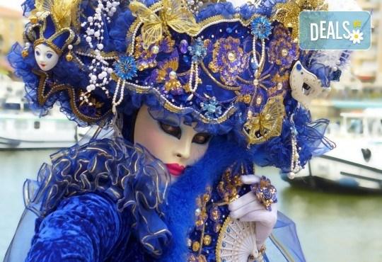 Ранни записвания за Карнавал във Венеция с Дари Травел! Самолетен билет, 3 нощувки със закуски в хотел 3*, водач и обиколки в Милано, Верона, Ферара и Падуа - Снимка 3
