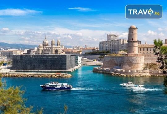 Романтика през ноември във Франция! 3 нощувки със закуски в хотел 3* в Марсилия, самолетен билет и летищни такси - Снимка 1